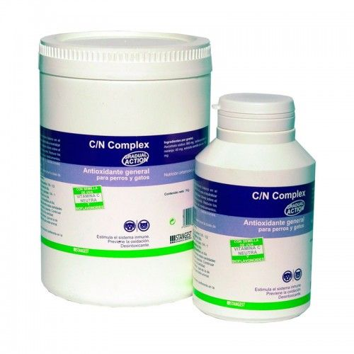 Stangest C/N Complex Antioxidante General Para Perros Y Gatos 250 Gr