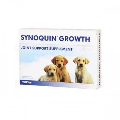 Vetplus Synoquin crecimiento para cachorros 60 comprimidos