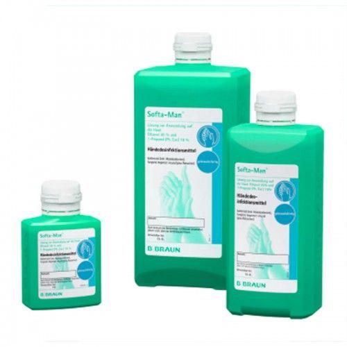 Braun Desinfectante De Manos Softa Man 500 Ml