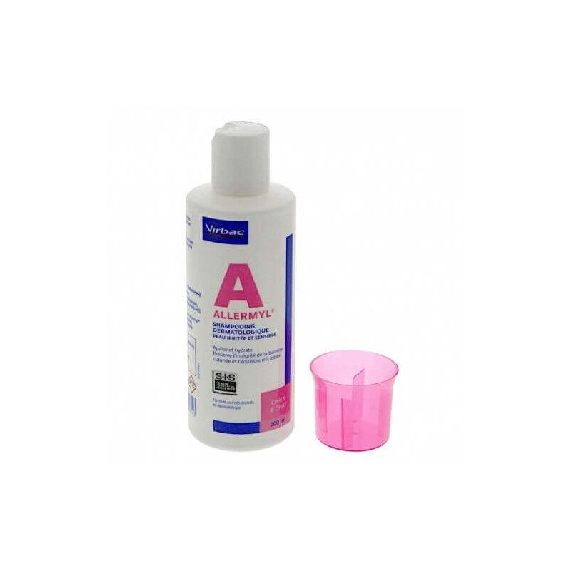 Virbac Champu Allermyl 200 ml