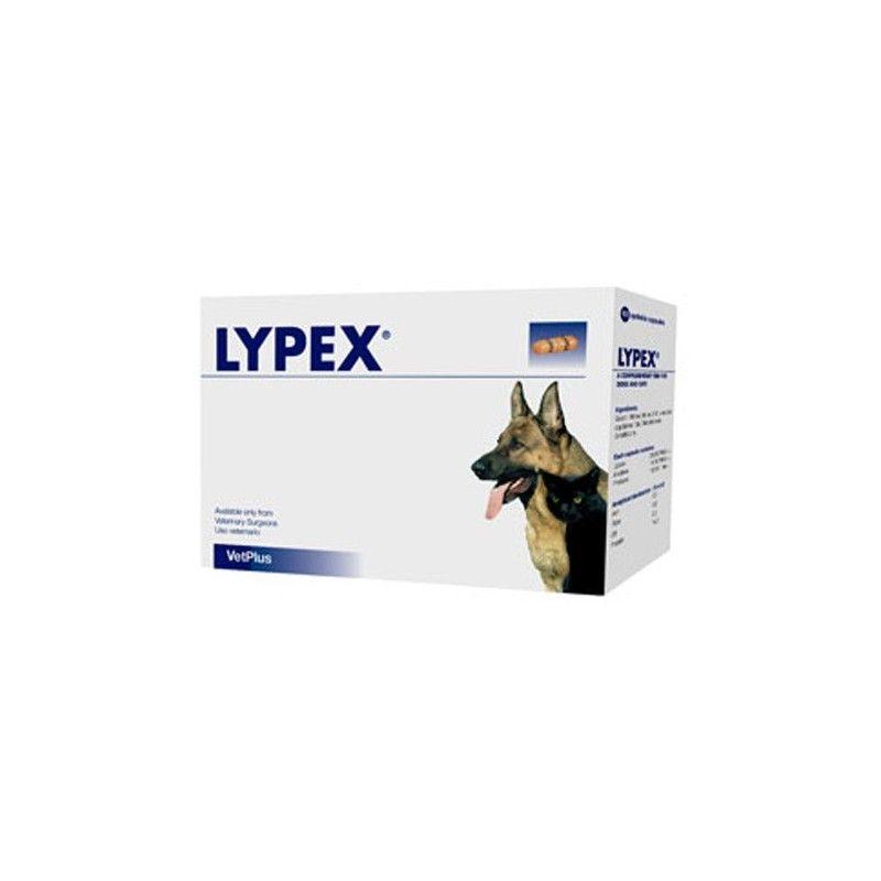 Vetplus Lypex complemento pancreatico blister 60 cápsulas