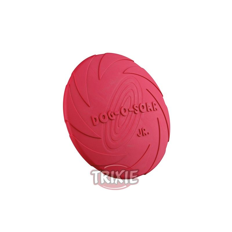 Dog Disc, Flotante, Caucho Natural, ø15 cm