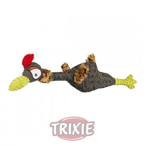 Trixie Pollo, Peluche Suave, 47 cm