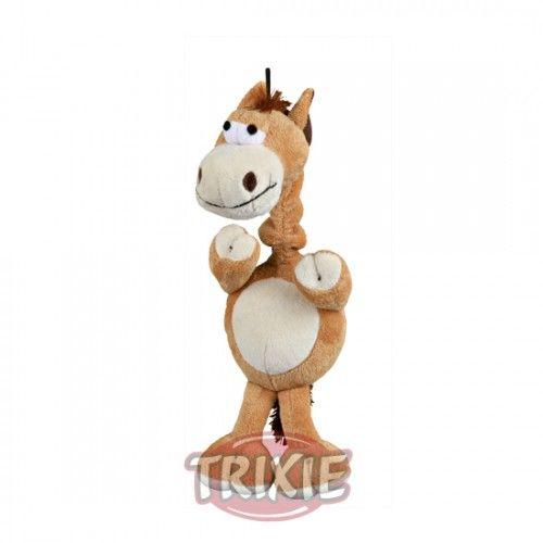 Trixie Caballo, Sonido animal original, Peluche, 30 cm