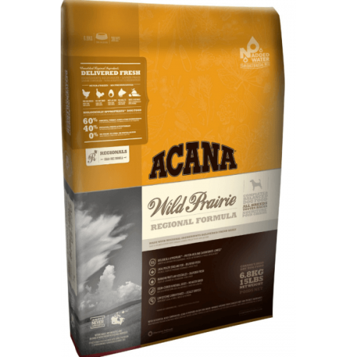 Acana wild prairie for dog 11,4 Kg