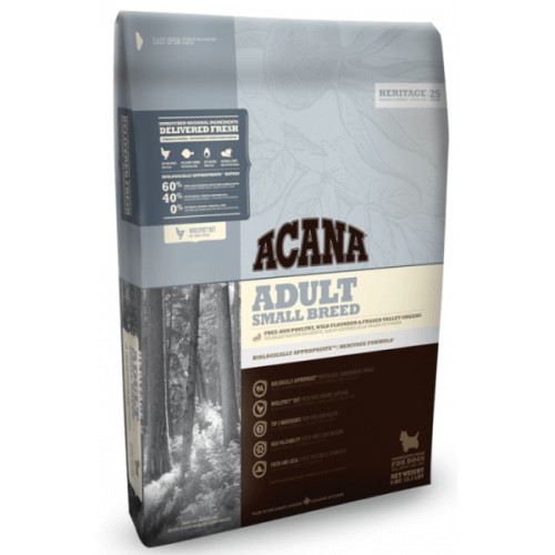 Acana Heritage Adult Small Breed 2,27 Kg