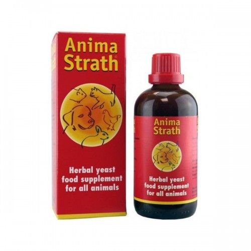 Anima strath suplemento vitaminico 100 ml