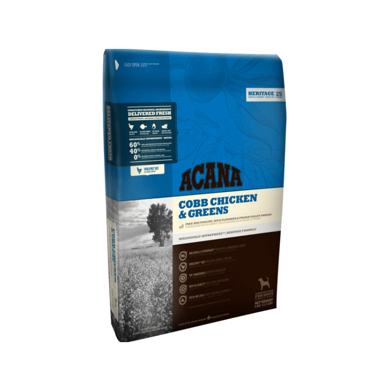 Acana Cobb Chicken & Greens 6 Kg