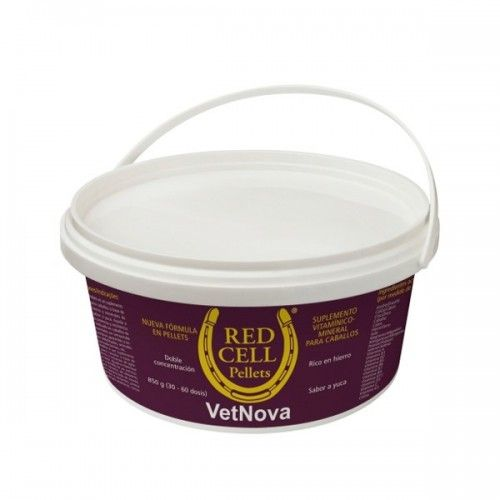 Vetnova Red Cell Pellets 850 grs
