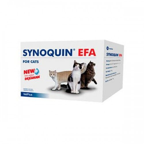 Vetplus Synoquin efa para gatos 90 capsulas