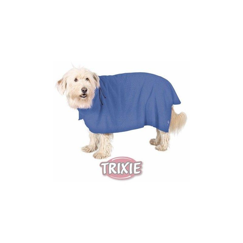 Trixie Albornoz perros, s, microfibra, 40 cm, azul