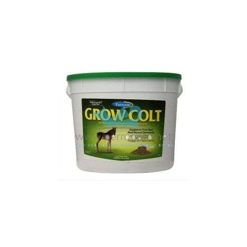 Grow Colt Suplemento Vitamínico y Mineral para potros 1,4 Kg