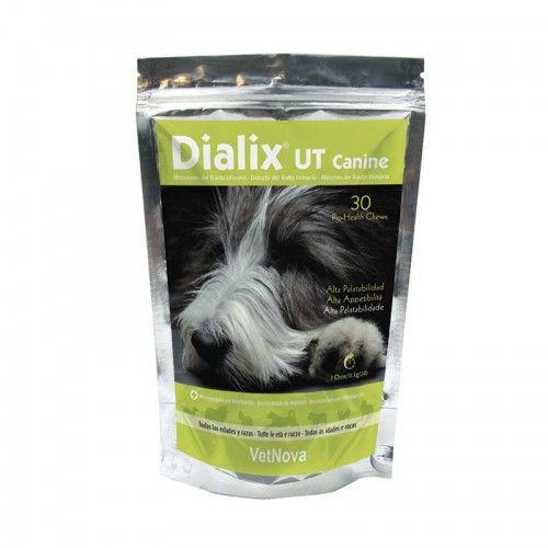 Dialix-UT Canine. Para El Manejo De Las Afecciones Tracto Urinario Perros