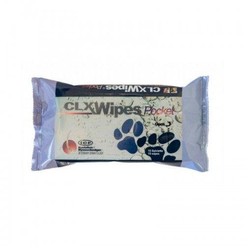 Toallitas CLX Wipes Pocket 15 Uds