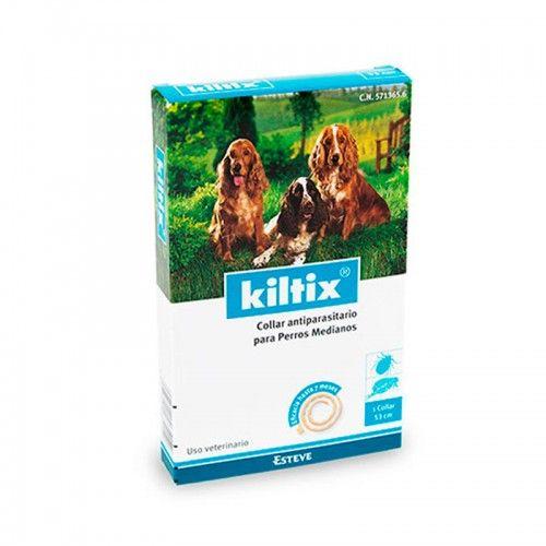 Ecuphar Kiltix collar antiparasitario perros medianos 53 cm