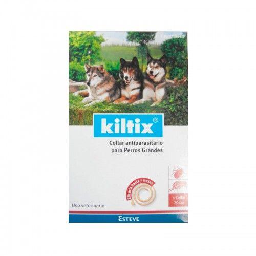 Ecuphar Kiltix collar antiparasitario perro grande 70 cm
