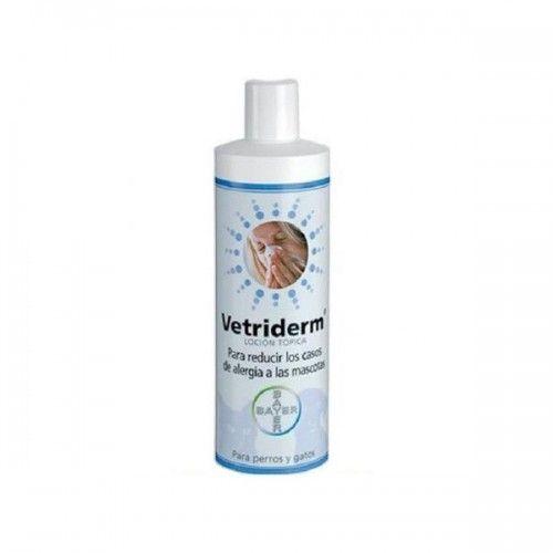 Bayer Vetriderm antialérgico para propietarios de mascotas