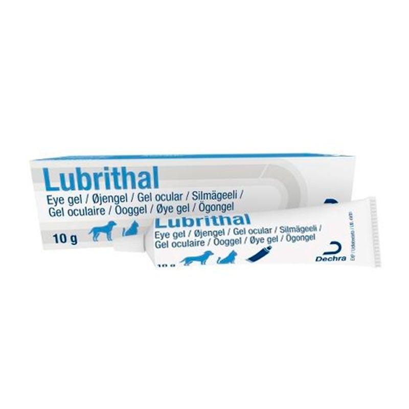 Dechra Lubrithal gel ocular 10grs
