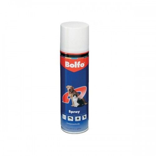 Bayer Bolfo spray antiparasitario para perros y gatos 250 ml.