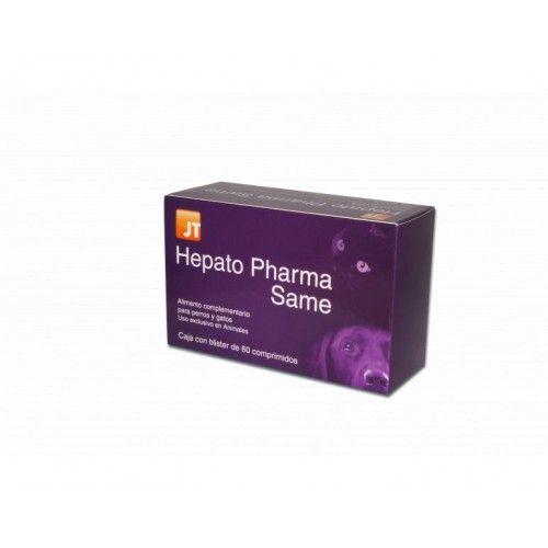 JtPharma Hepato Pharma Same 60 Comprimidos