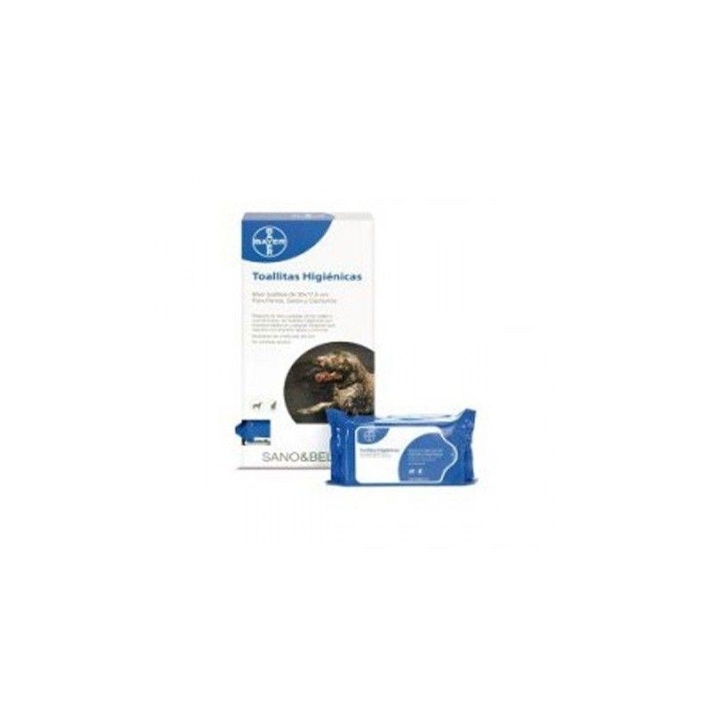 Bayer Sano y bello 36 toallitas limpiadoras