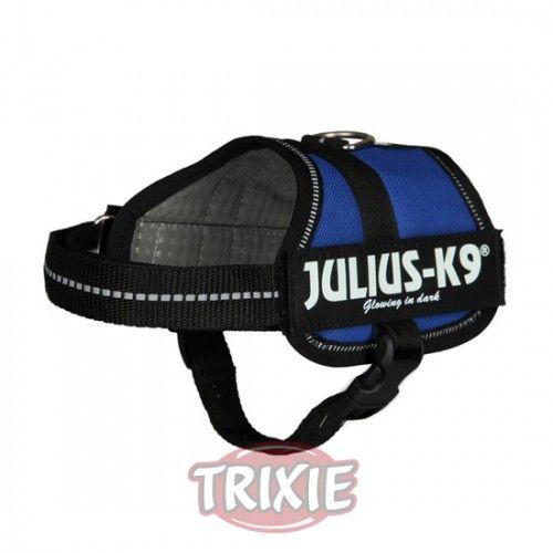 Trixie Arnés Julius-K9 IDC, Baby 1/XS: 29–36cm, Azul