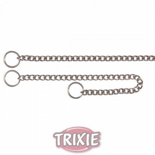 Trixie Collar Entrenamiento, Acero Inox., 60 cm/2.5 mm