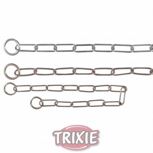 Trixie Collar Educación, Acero Inox., 63 cm/4.0 mm