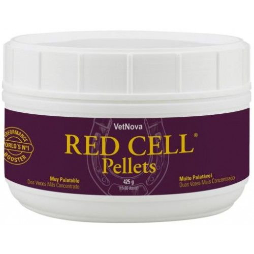 Vetnova Red Cell Pellets 425 grs