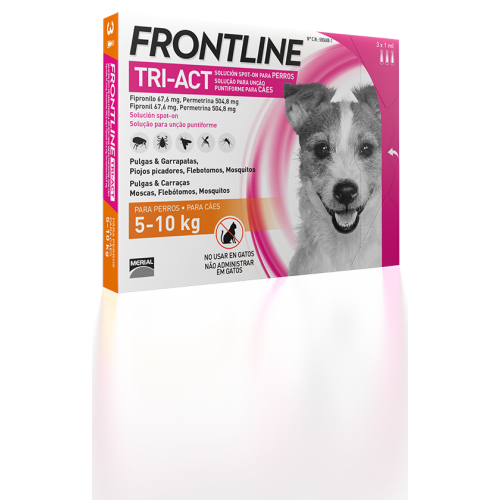 Merial Frontline tri-act 6...