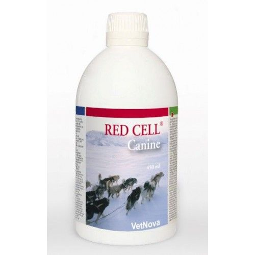 Vetnova Red cell perros 450 ml