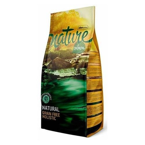 Satisfaction nature  salmón Grain Free 12 Kg