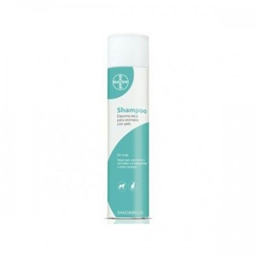 Bayer Sano y bello shampoo espuma seca 300 ml.