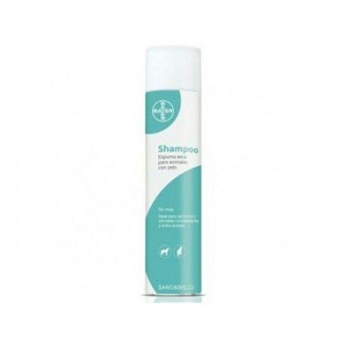 Bayer Sano y bello shampoo espuma seca 300 ml.
