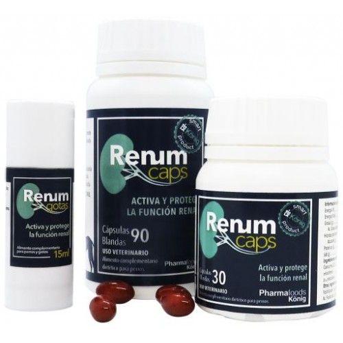 Konig Renum 30 Cápsulas