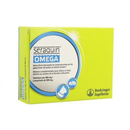Boehringer Seraquin Omega 60 Comprimidos