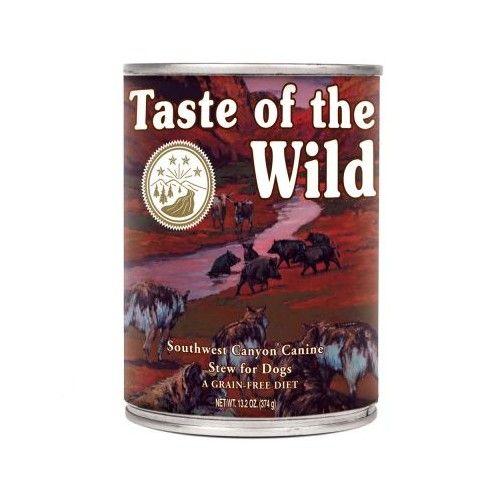 Taste of the Wild Southwest Canyon 370 Gr
