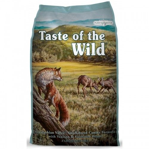 Taste of the Wild small breed Appalachian Valley 6 kg