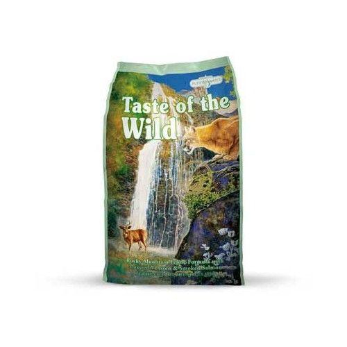 Taste of the Wild Rocky Mountain para gatos 2 Kg