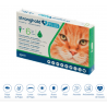 Stronghold Plus Gatos 60/10 mg de 5 a 10 Kg (3 pipetas)