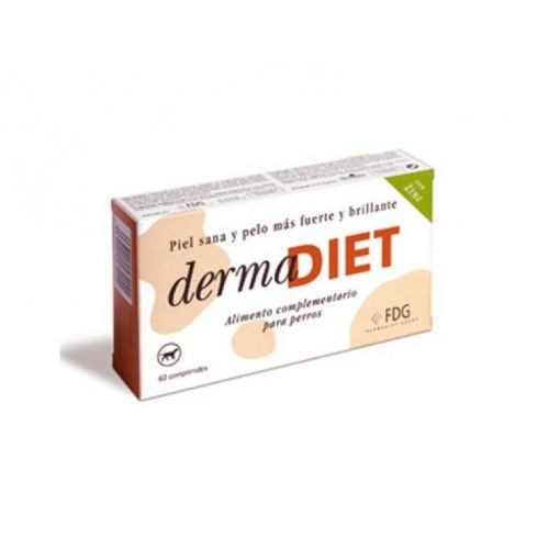 Farmadiet Dermadiet zinc 60 comprimidos.