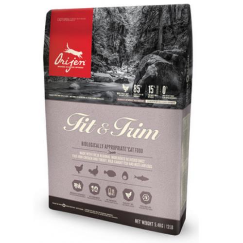 Orijen Dry Cat fit & Trim 5,4 Kg