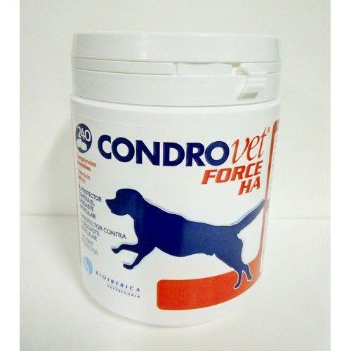 Bioiberica Condrovet Force HA 60 Comprimidos