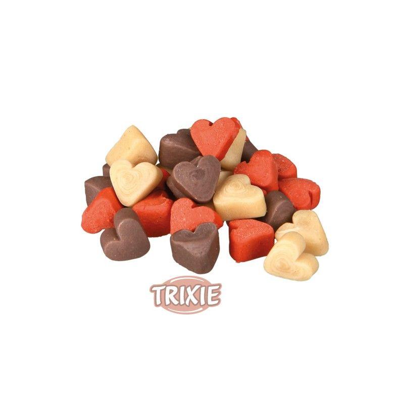 Trixie Bote Snack de Entrenamiento Mini Hearts, 200 g