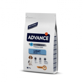 Advance adult medium light pollo y arroz 12 Kg