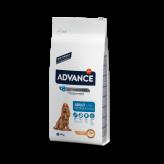 Advance medium adult pollo y arroz 14 Kg
