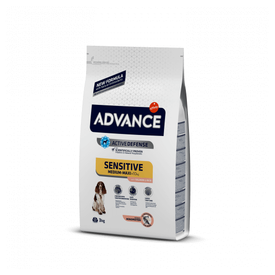 Advance sensitive salmon & arroz 12 Kg