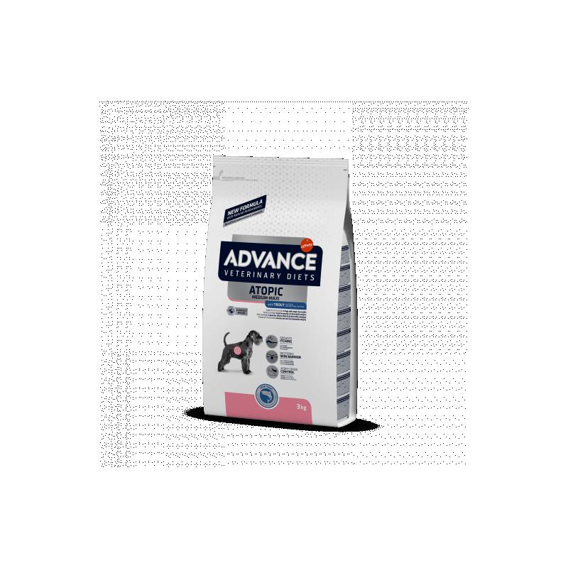 Advance Atopic Care Medium-Maxi 12 Kg