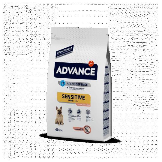 Advance Mini Sensitive 7,5 Kg