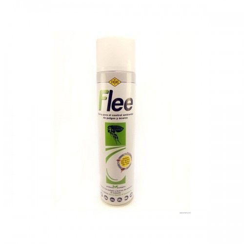 Spray flee antipulgas y acaros (400ml)